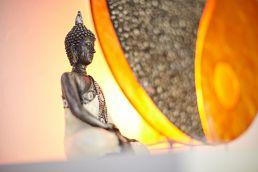 Buddha Statue klein